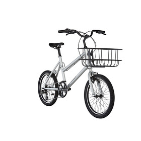 ORBEA Katu 50 Citycykel silver